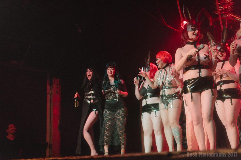 Frisky Business Burlesque Fet-Tease