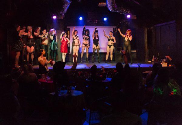 Frisky Business Burlesque, Frisky Fet-Tease, curtain call, austin burlesque, burlesque troupe, austin events, austin entertainment, things to do in austin, burlesque show