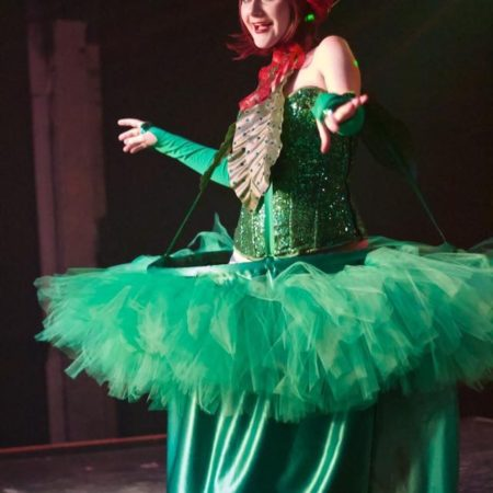 Gemmi Galactic, Frisky Business Burlesque, Austin burlesque, Elysium